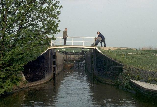 Beeston Iron Lock