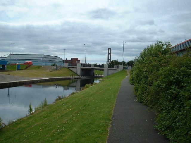 Argyll road bridge