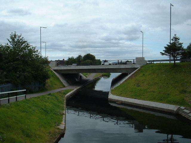Duntreath Avenue bridge