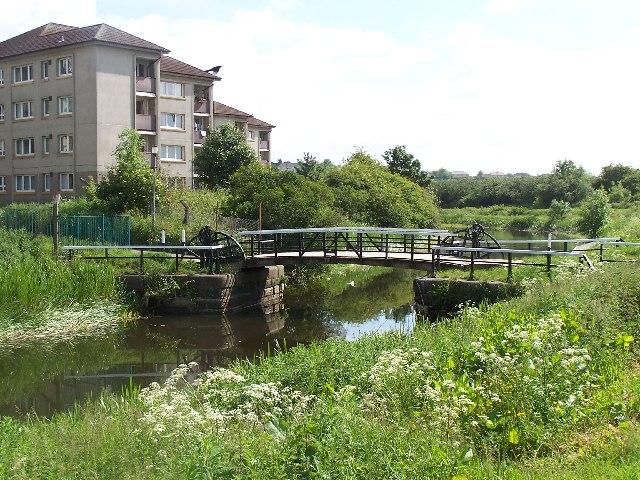 Blairdardie bascule bridge