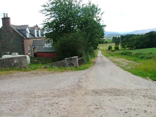 Unclassified Road at Ranna