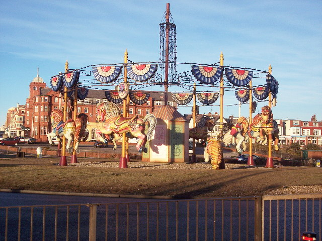 Carousel at Gynn Square