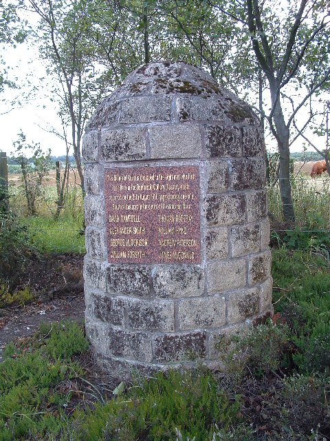 Donibristle Colliery Disaster Memorial