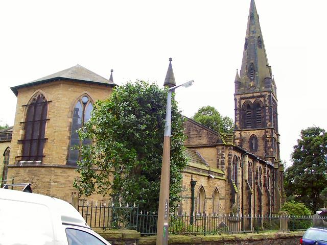 St.James Church.