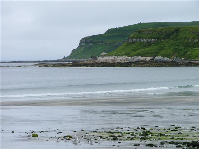 Headland at Cleadale