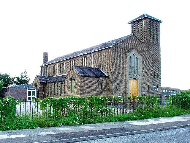 St. Bernadette Roman Catholic Church