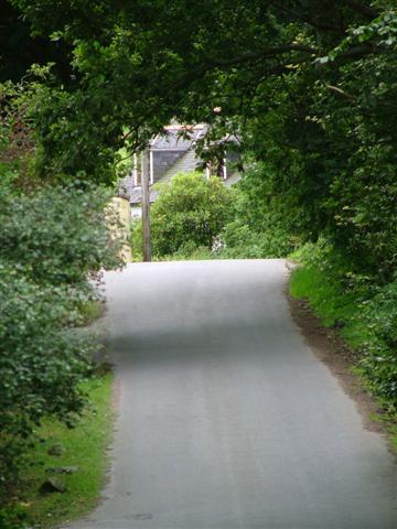 Unclassified Road to Auchattie