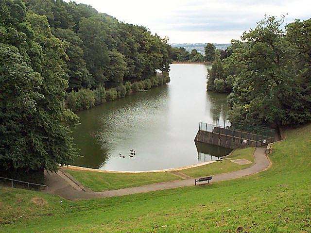 Chellow Dene lower reservoir