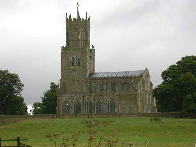 Church of St Mary the Virgin and All Saints