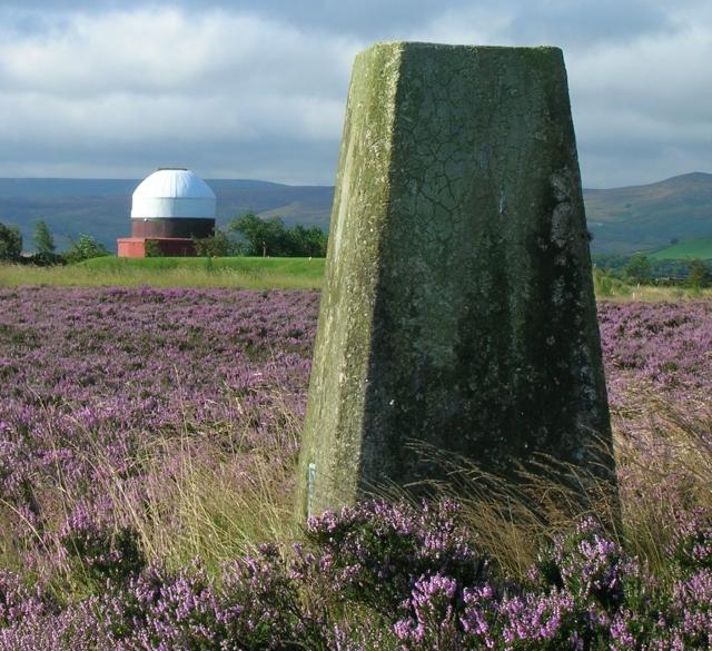 Triangulation Post & Observatory