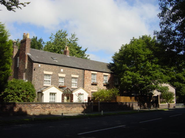 Ken Dodd's House, Knotty Ash