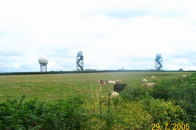 Radar Station - Burrington