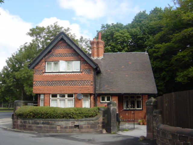 Lodge, Thingwall House
