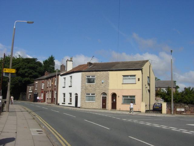 Town Row, West Derby