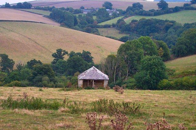 Old Cob barn - Drewsteignton