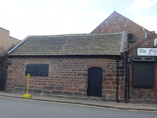 Old Wapentake Court, West Derby