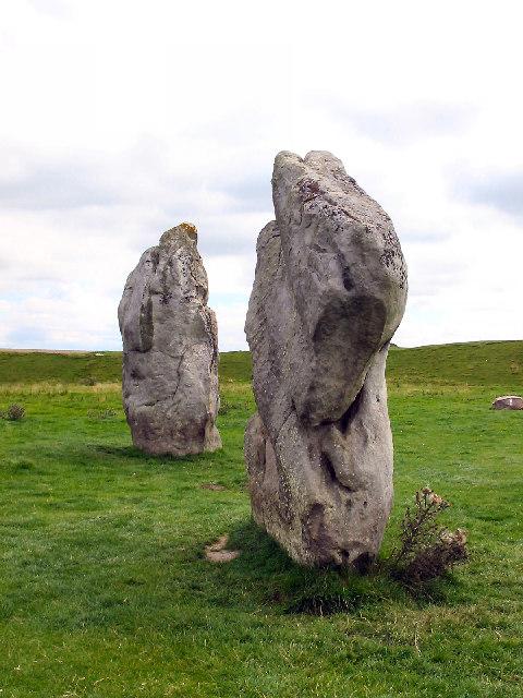 Two Avebury Stones