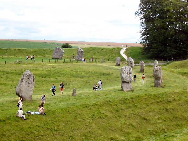 Avebury Stones, Visitors