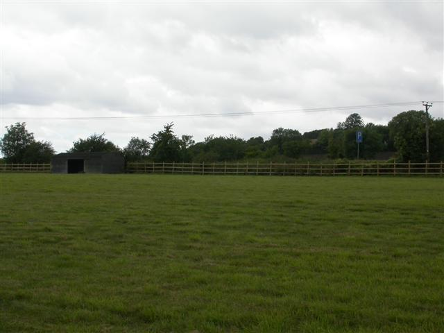 Field adjacent to the A31