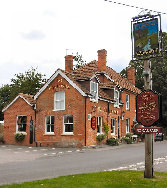 The Millstream, Marden