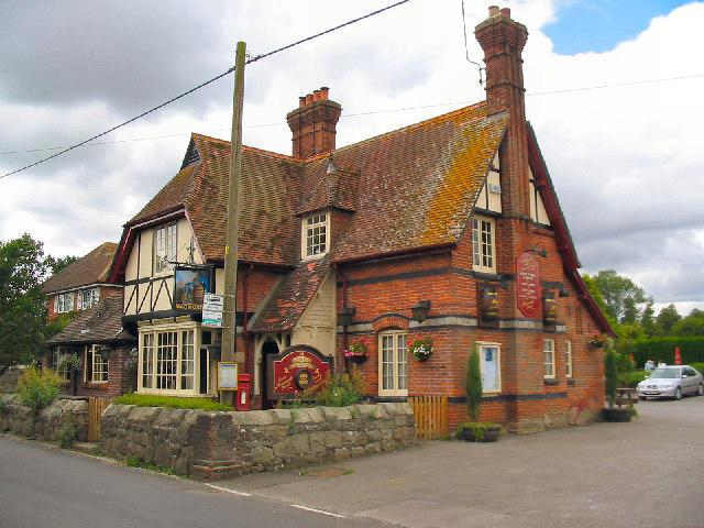 Who'd A Thought It Pub, Lockeridge