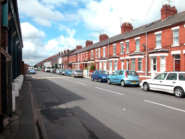 Lightfoot Street Hoole