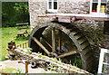 SX0789 : Tintagel: Trevillett Mill, Rocky Valley by Martin Bodman