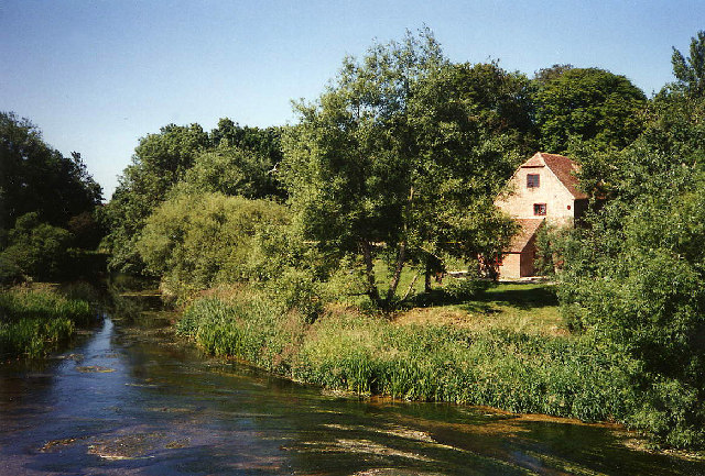 Sturminster Marshall: White Mill