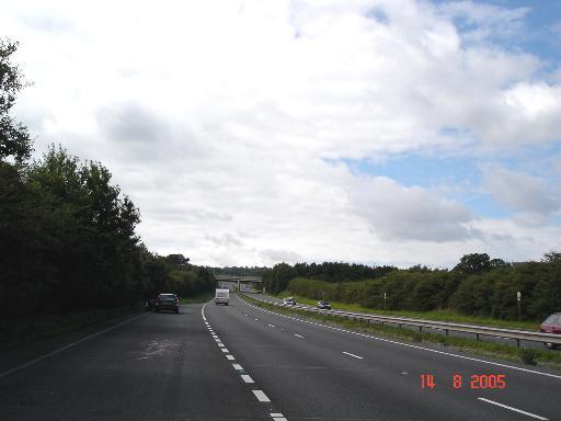 A55 Dobbs Hill