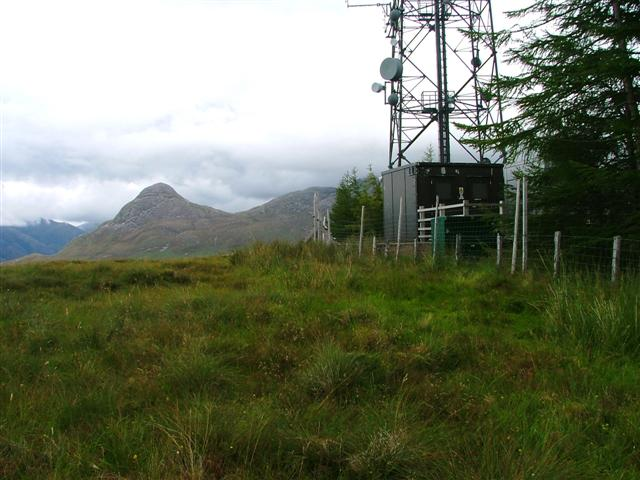 Am Meall Telecomms Mast