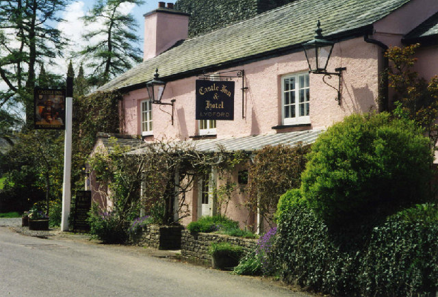 Lydford: The Castle Inn and Hotel
