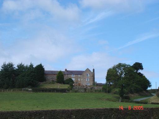 House at  Llong