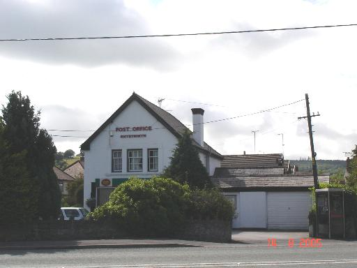Post office at Rhydymwyn