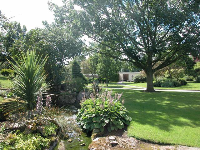 Blacon Cemetery Gardens
