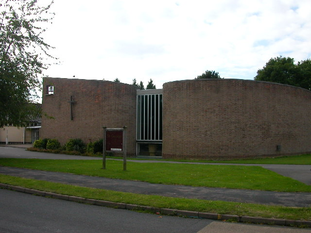 Rugby-St George's Church