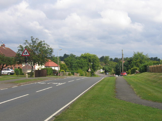 Fosse Way, Stretton-on-Dunsmore