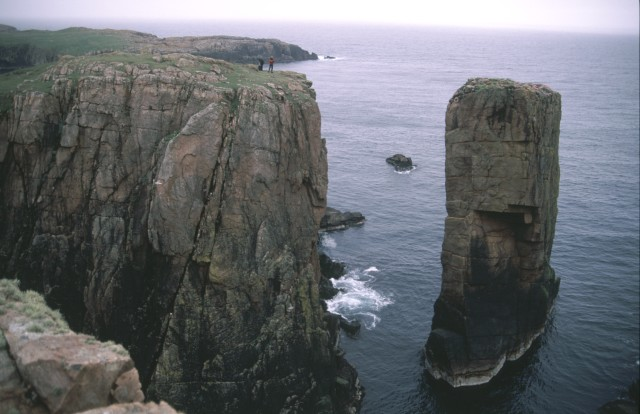 Unnamed Sea Stack