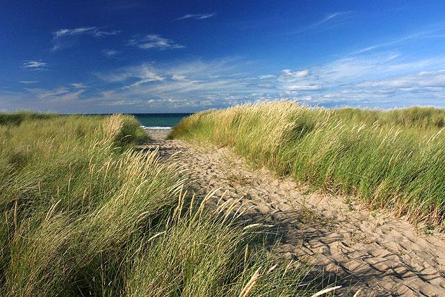 Smeale beach