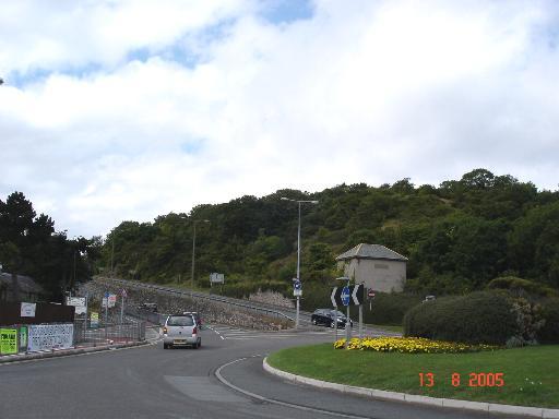Penrhyn roundabout