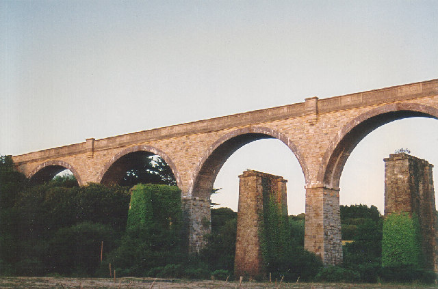Viaduct - Carnon River