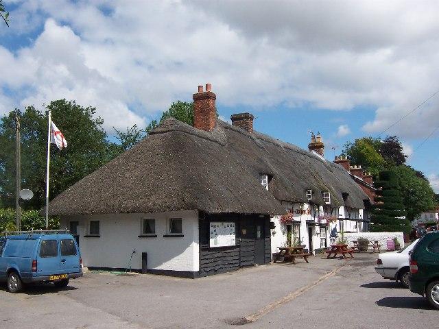 The Crown Inn, Kings Somborne