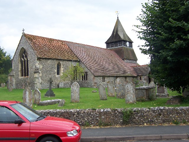 Parish Church, Kings Somborne