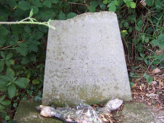 Memorial to German Airmen, near Kings Somborne
