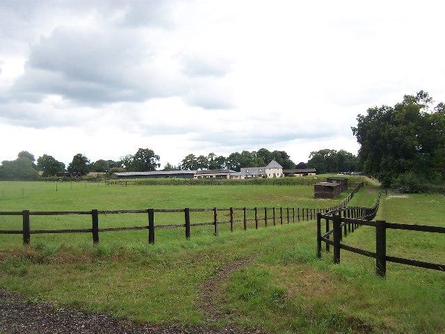Hoplands Equestrian Centre, near Kings Somborne