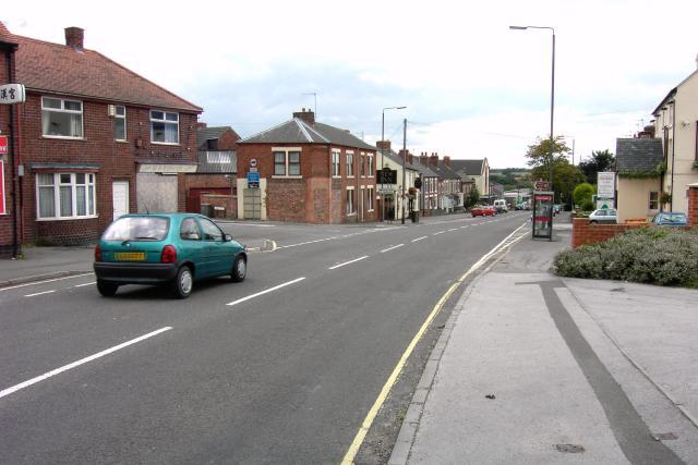 Derby Road, Heanor