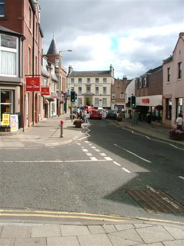 Town Centre, Blairgowrie