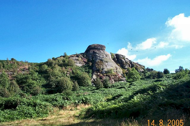 Blackingstone Rock - Dartmoor