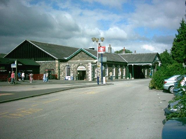 Windermere Old Station