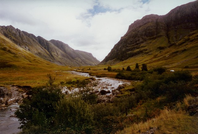 Glencoe and River Coe
