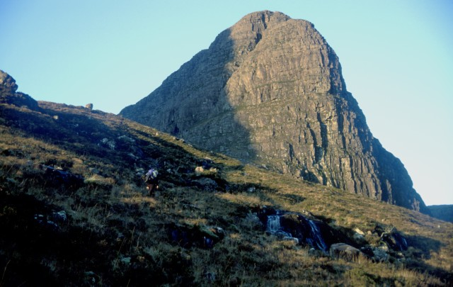 The Cioch Nose